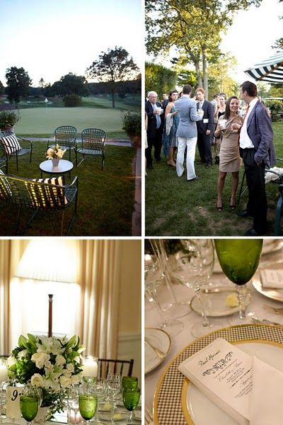 Round Hill Country Club Summer Wedding Www Trueevent