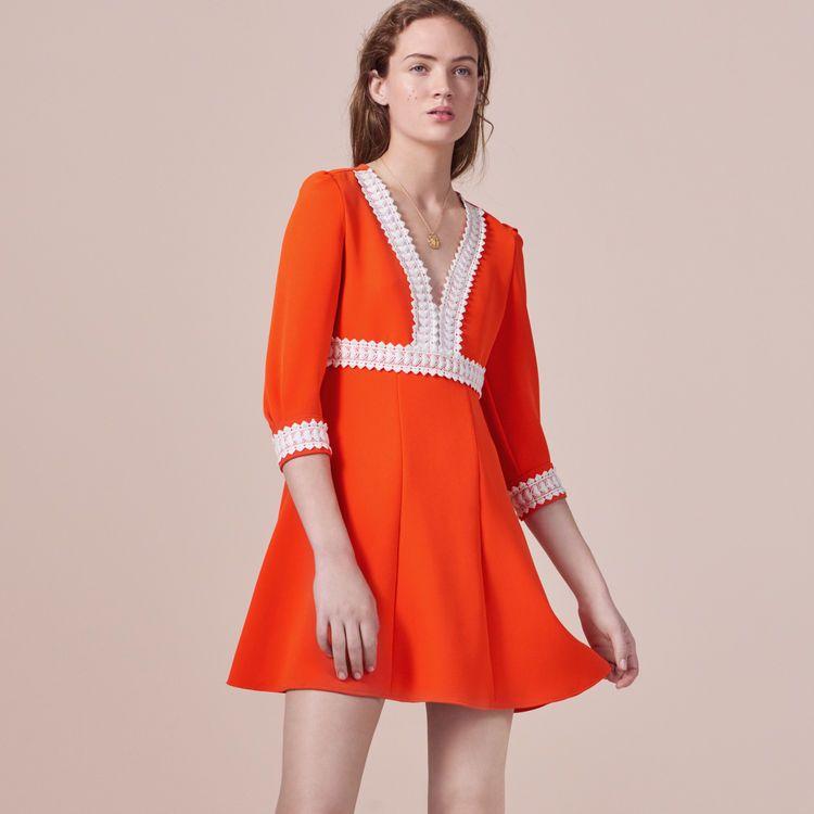 Robes - Prêt à porter pour femme | Maje Paris