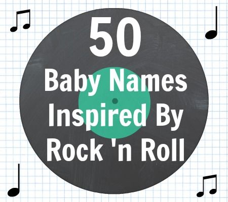 Excellent 50 Baby Names Inspired By Rock N Roll Little Ones Pinterest Hairstyle Inspiration Daily Dogsangcom