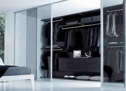 Men's closet design. | Closet Organizers for Men #howmendress #menswear #mensfashion
