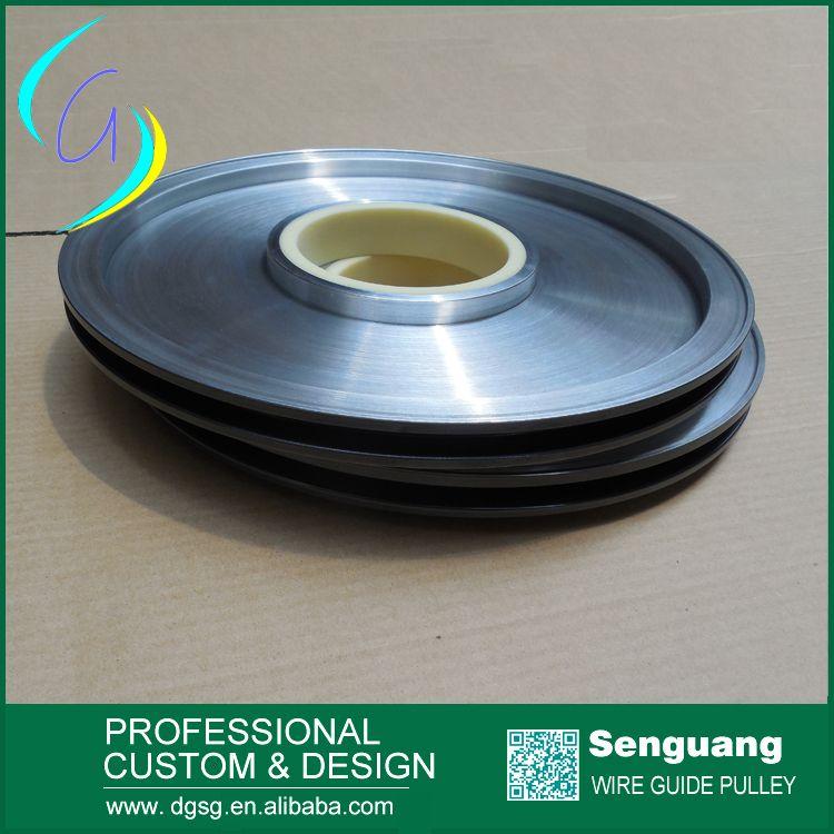 metal pulley with spacer bushing | Sen Guang Board 02----ceramic