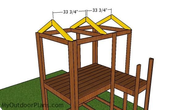 Outdoor Fort Plans | Outdoor forts, Fort plans, Wooden ...