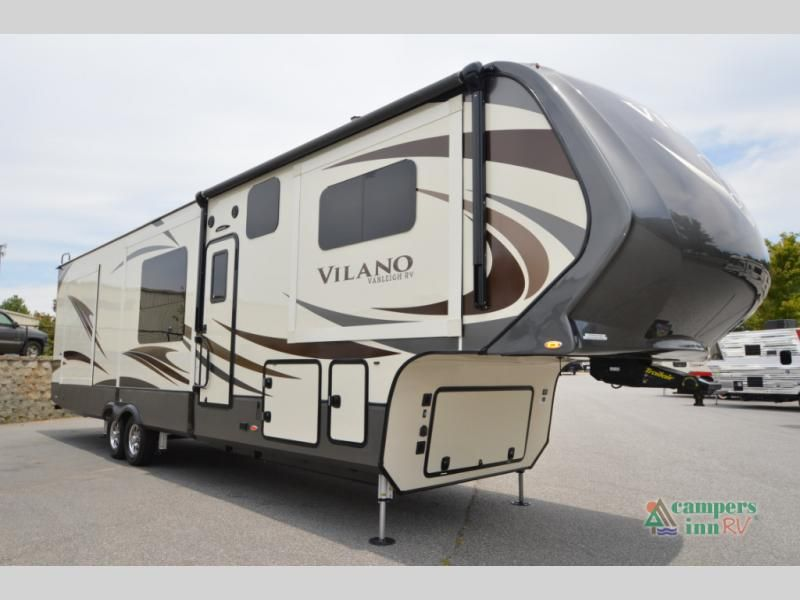 New 2018 Vanleigh Rv Vilano 375fl Fifth Wheel At Campers Inn