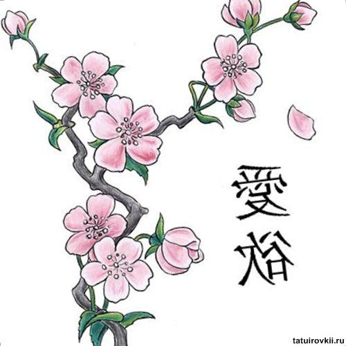 Cherry Blossom Blossom Tattoo Cherry Blossom Tattoo Cherry Tattoos