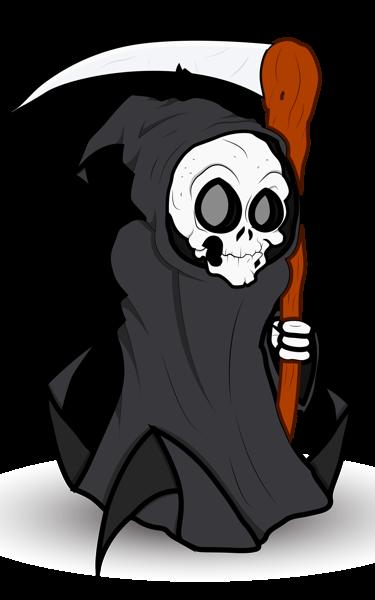 Halloween Grim Reaper Png Clipart Grim Reaper Art Halloween Clipart
