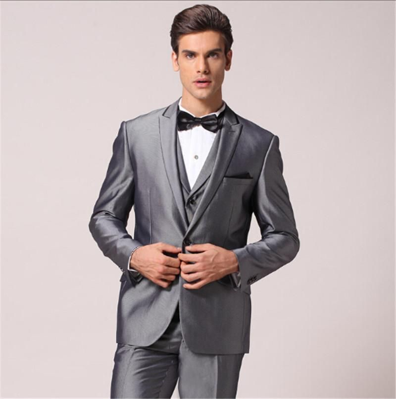 Groom Wedding Dress Suits Men Custom During The Spring And Autumn ...