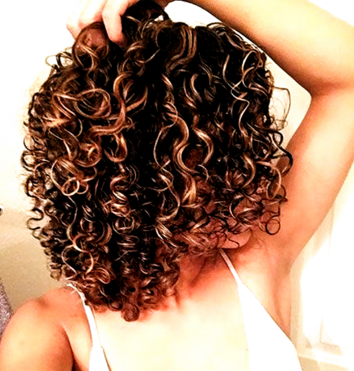 Pin By Toniel Miller On Permed Hair In 2020 Short Permed Hair Curly Hair Styles Short Hair Styles