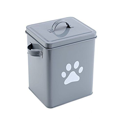 HOW TO Turn a popcorn tin into a pet food canister