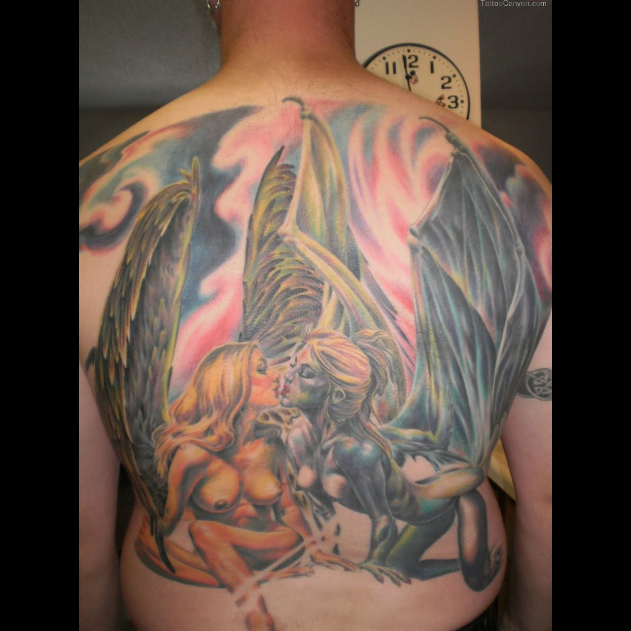 More Devils Tattoo Pictures