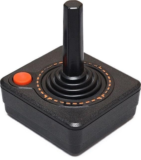 """Atari CX 40 """"Standard Joystick Controller""""   Atari games, Atari, Game  console"""