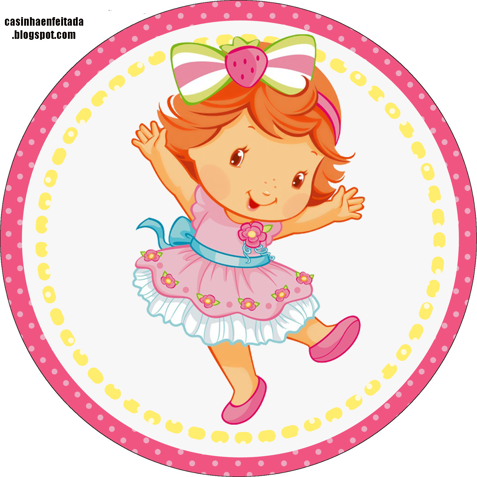 Strawberry Shortcake | Rosita fresita | Pinterest | Cumple, Primer ...