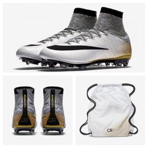 4a3320919b98c Nike Mercurial Superfly CR7 324K Gold FG is celebrating Ronaldo s Real  Madrid All-Time top goal scorering record by releasing all new boots.the  Mercurial ...