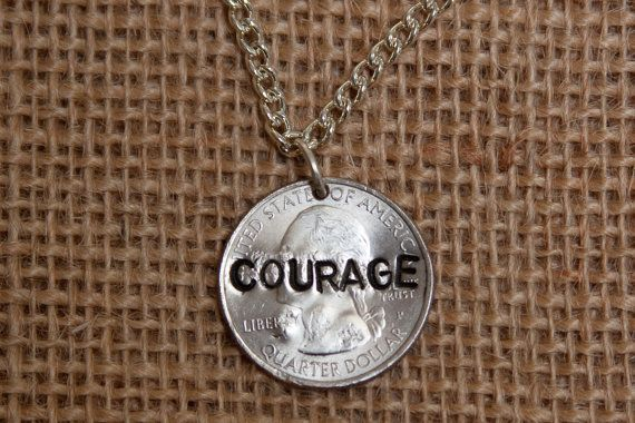 Coins that have a message on the front and are to by ChangeSomeone, $6.99