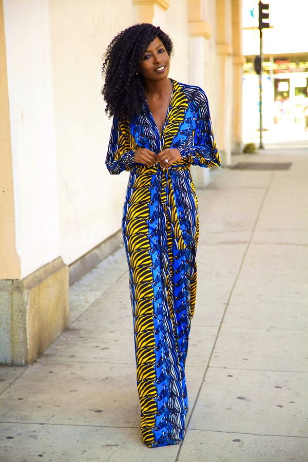 Issa Zebra Print Maxi Dress - Style Pantry - Your fashion, culture ...