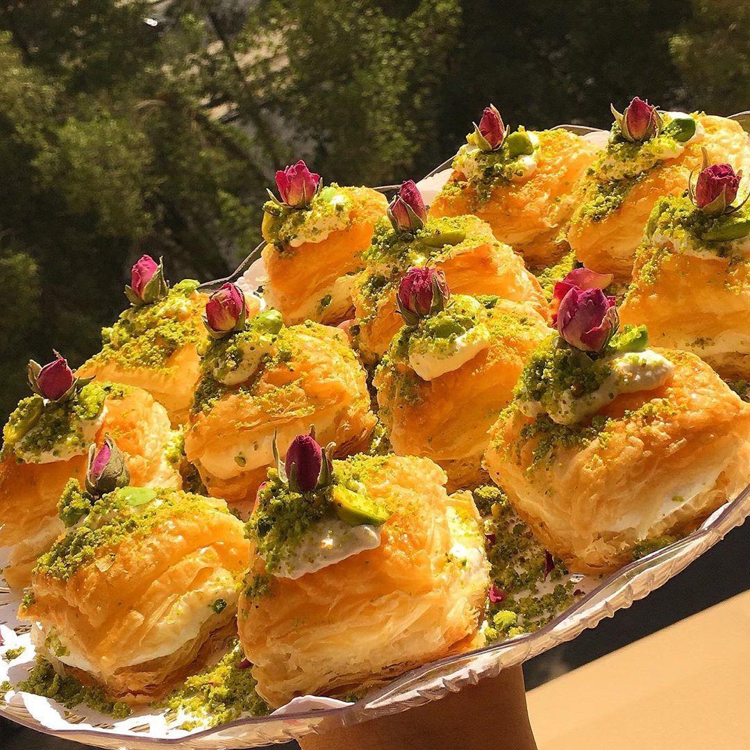 ورد الشام Kuwait Kuwaitinstagram Kuwaitblogger Instakuwait Lebanon Yummylebanon Lebanoninstagram Homemade Sweet Ramadan Arabicsweets Lebanese