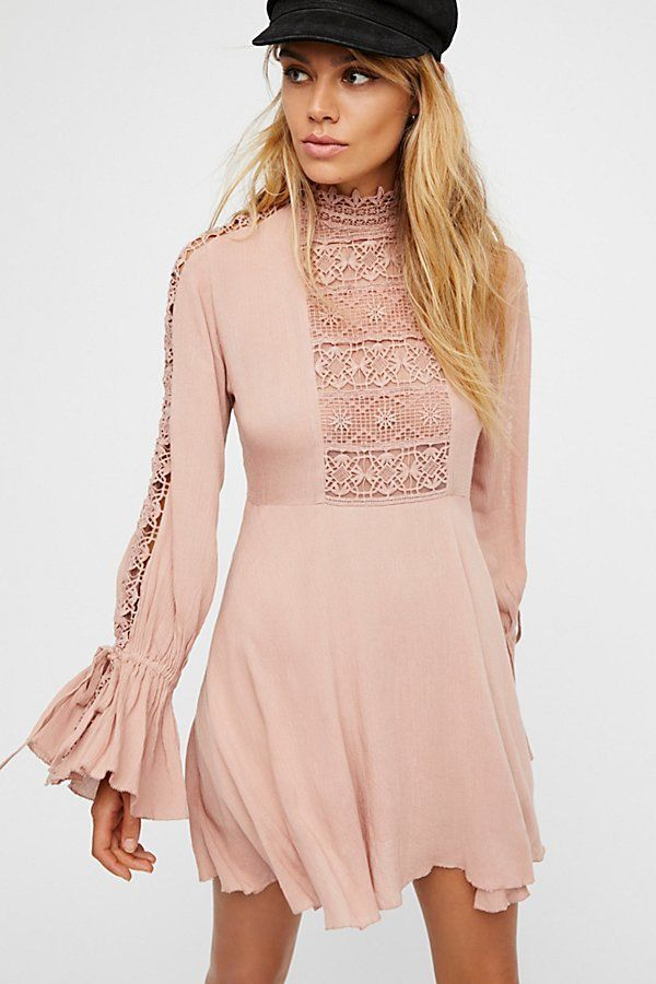 FP One Fp One Bastille Dress at Free People