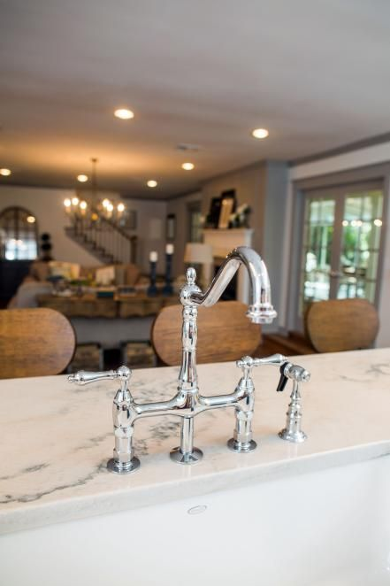 Fixer Upper: A Big Fix for a House in the Woods | Faucet, Sinks and ...