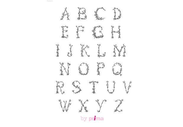 Nos Modeles D Abecedaires Gratuits A Imprimer Abecedaire A Imprimer Alphabet