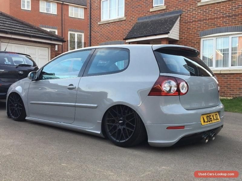 Vw Mk5 Golf Gti 2006 Show Car Air Ride Modified Airlift Abarth Forsale Unitedkingdom Gti Golf Gti Air Ride