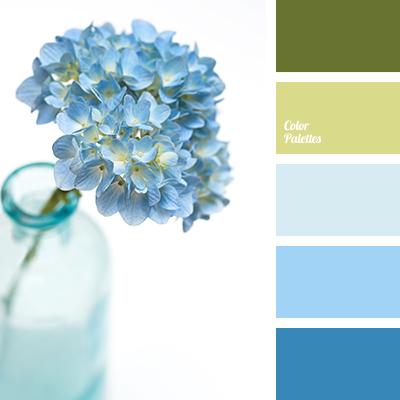 Blue Color Palettes, Bright Blue, Color Palette For The House, Green, Green Nice Look