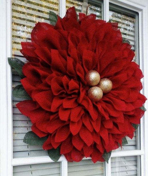 88 Adorable Christmas Wreath Ideas for Your Front Door Front doors
