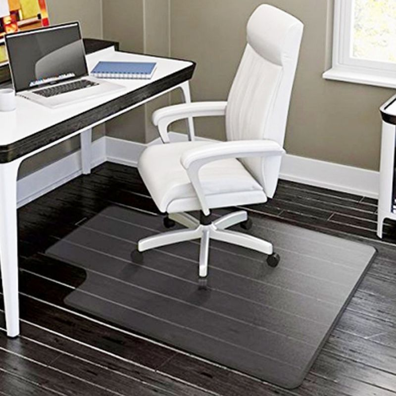 office mats high rolling chair aeromodeles computer mat wheels floor chairs size desk medium armchair of with