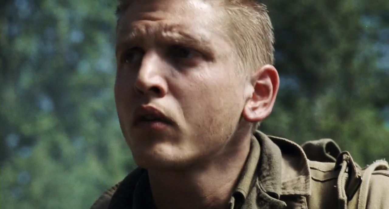 Barry Pepper as Pvt. Daniel Jackson, Saving Private Ryan ...
