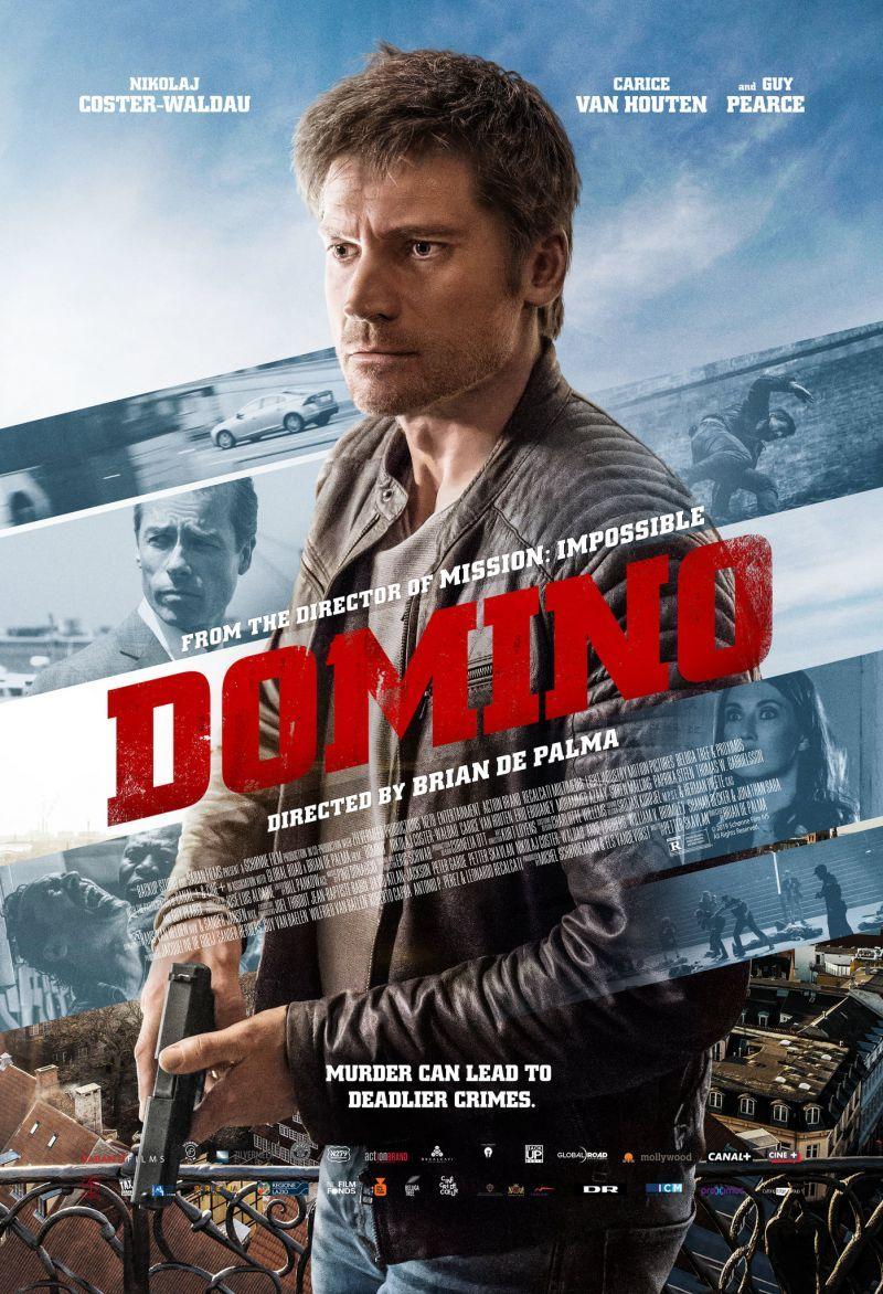 Domino (2019) MovieMeter.nl Nikolaj coster waldau