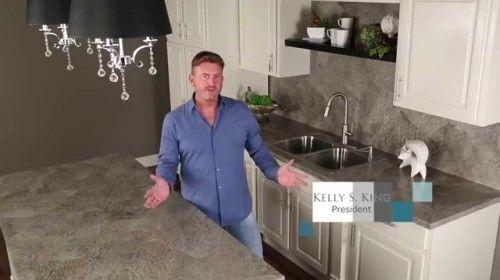 2016 Kitchen Design Trends | Kitchen Countertops | DIY Projects | Kitchen Island