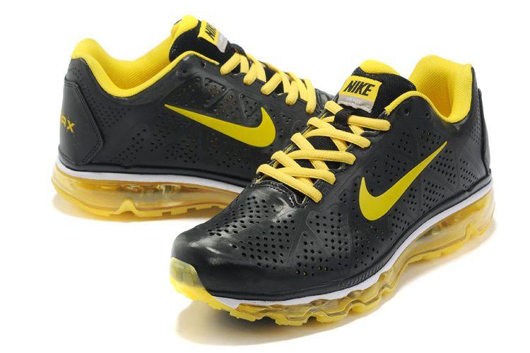 sale retailer 0215a 8dc48 Air-Max-2011-Mens-Black-Yellow-White | Air Max 2011 Men | Nike air ...