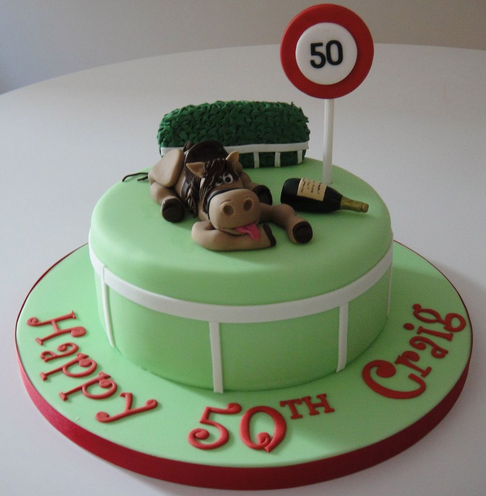 Horse Race Themed Birthday Cake Google Search Daniels Th - Horse themed birthday cakes