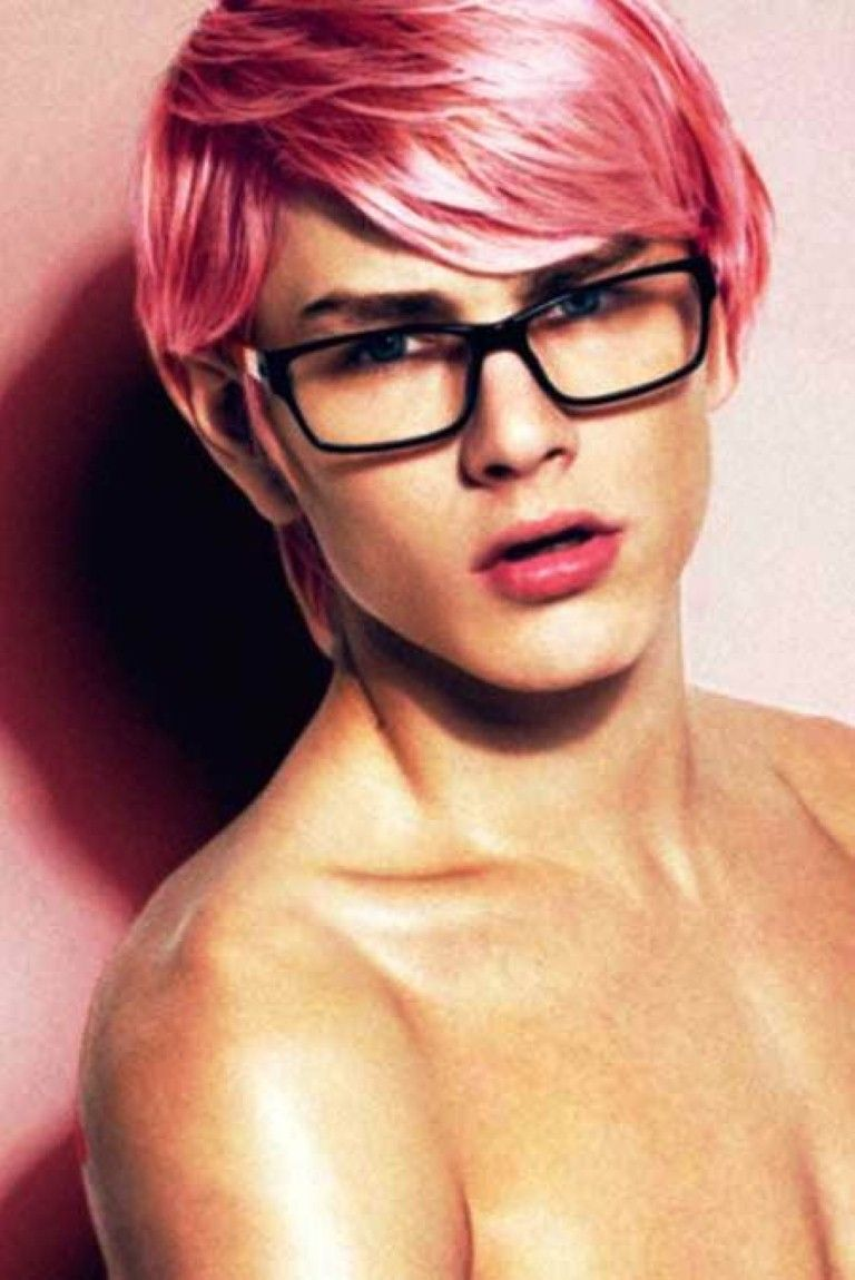 Awesome Men Hair Color Styles