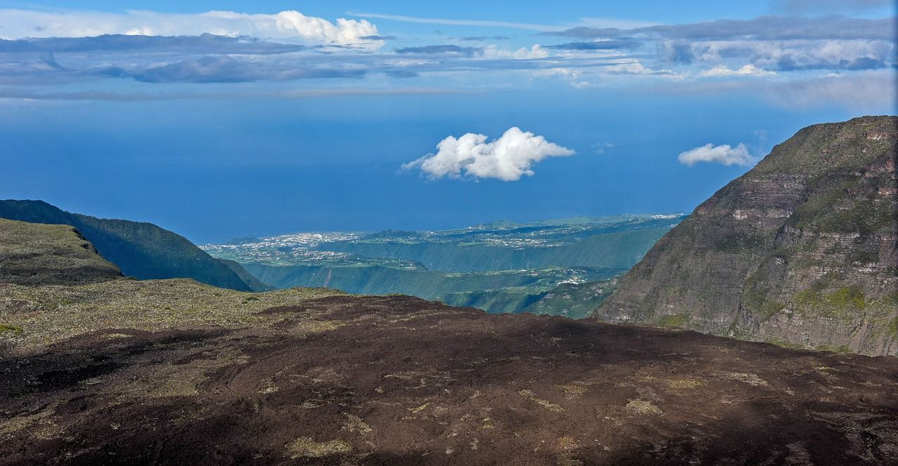 Reunion: Volcanoes, beaches and French accents on an