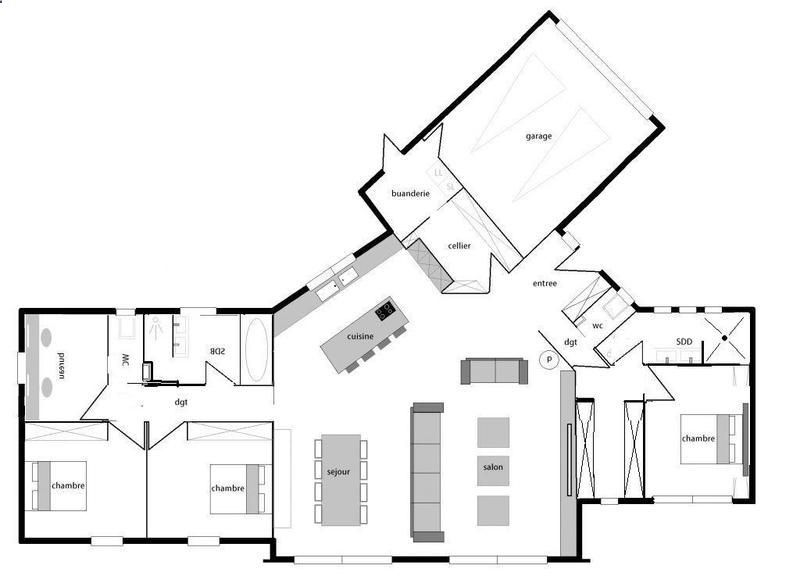 Container Homes Plans - Photo Plan intrieur - proposition