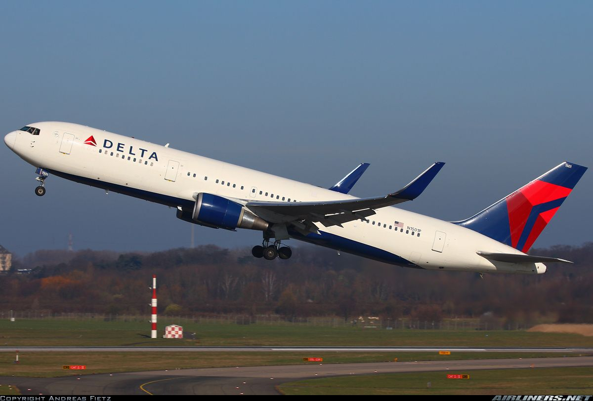 Photos Boeing 767 3p6 Er Aircraft Pictures Airliners Net Delta Airlines Boeing 767 Aircraft