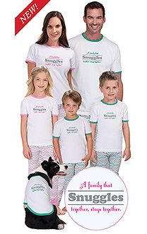 9bba7f12d3 All Family Pajama Sets - PJs for the whole family