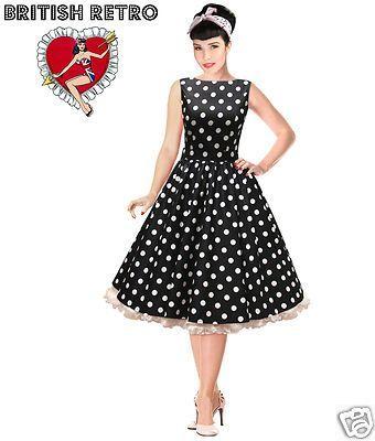 Resultados de la búsqueda de imágenes: 50's retro polka dots ...
