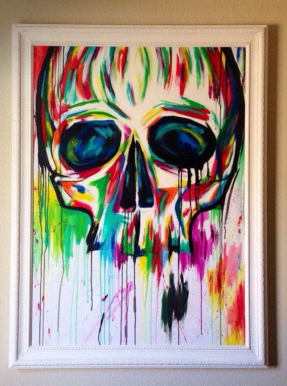 #painting #art #acrylic #original #etsy #large #decorative ...