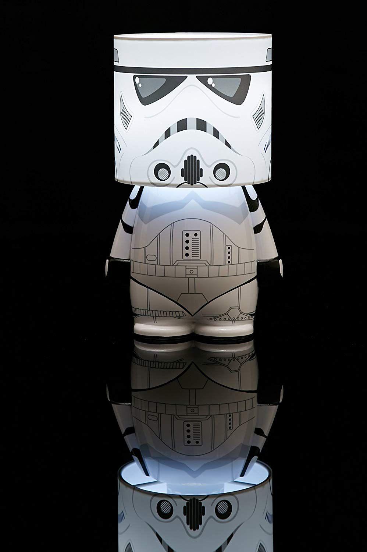 Stormtrooper Star Wars Mini Look-Alite: witziges Nachtlicht für ein ...
