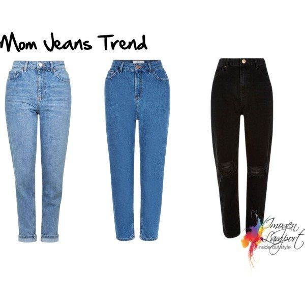 Why I hate mom jeans. Let me share with you why they are generally unflattering except for the super long legged slim woman