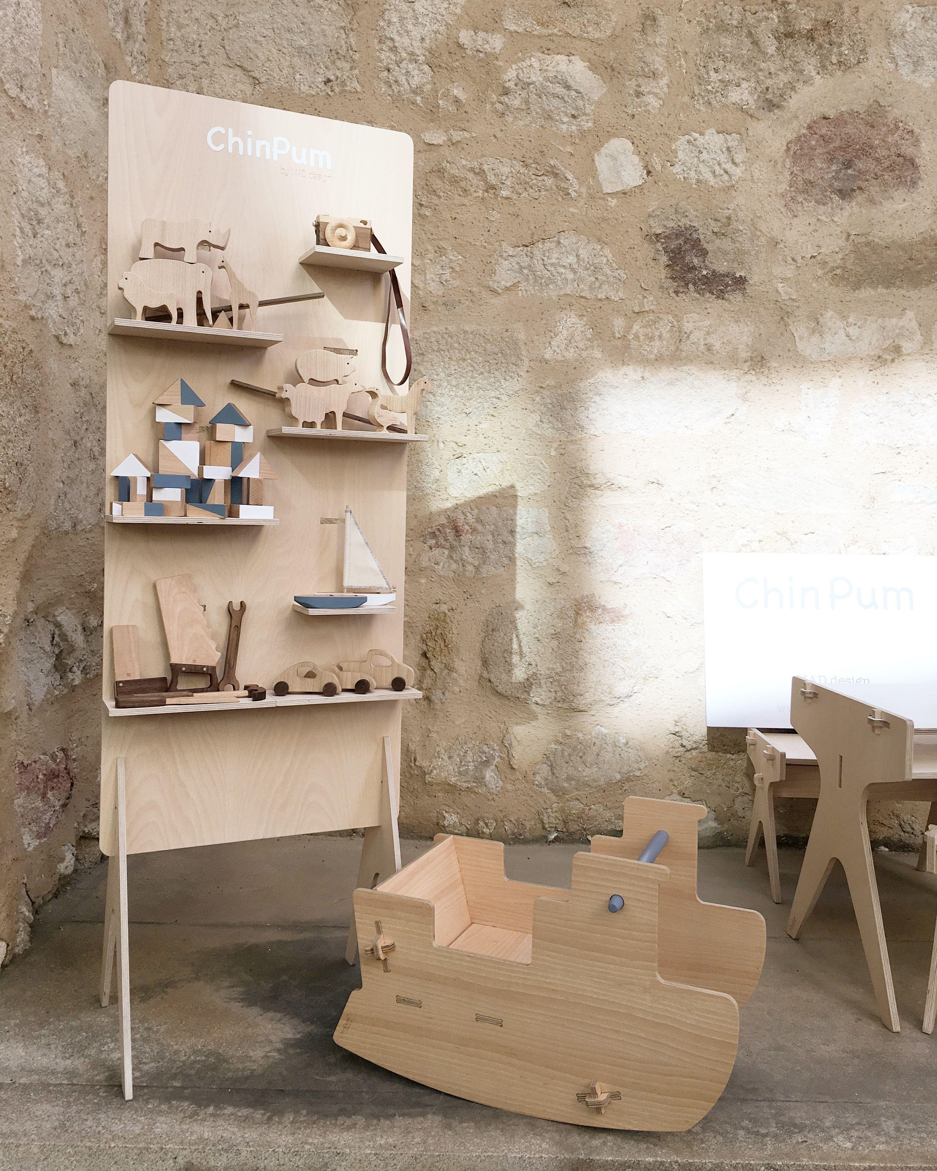 Mobiliario Y Juguetes De Madera Para Ni Os Cool Mobiliario  # Muebles Bosques Sostenibles