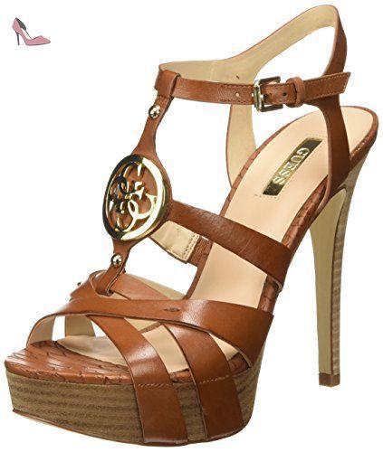 Guess FLDOT1LEA03 Sandales Femme Noir 37 Gabor shoes aG 36.968.37 - Noir - Noir Camel Active Orbit 15 Camel Active Rush 12  Sneakers Basses Homme - Bleu - Blau (royalblue)  4.5 HK5uJEY