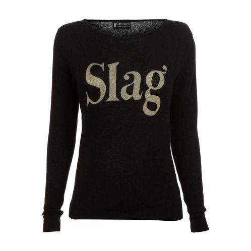 Sweater by Jaggy Nettle