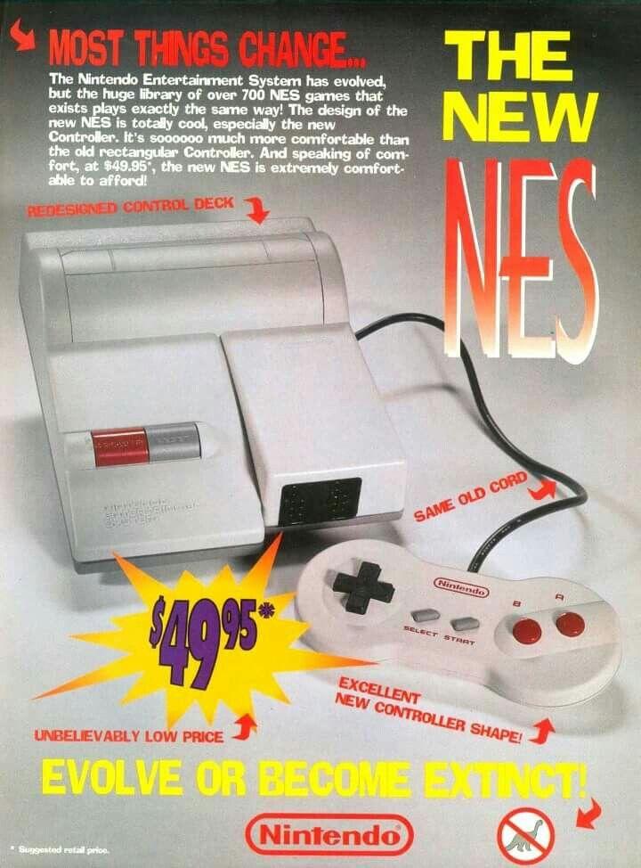 Regluar Nintendo Top loader Ad | Kidfic | Pinterest | Nintendo ...