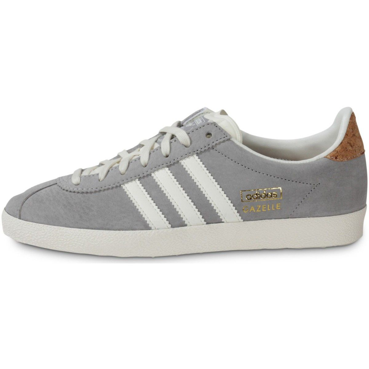 quality design 717bc fb5c4 adidas Originals Gazelle Og Grise Gris
