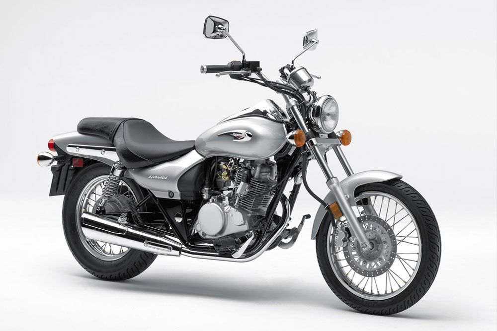 Kawasaki Eliminator 125 Review | ○Motorcycle○ | Kawasaki