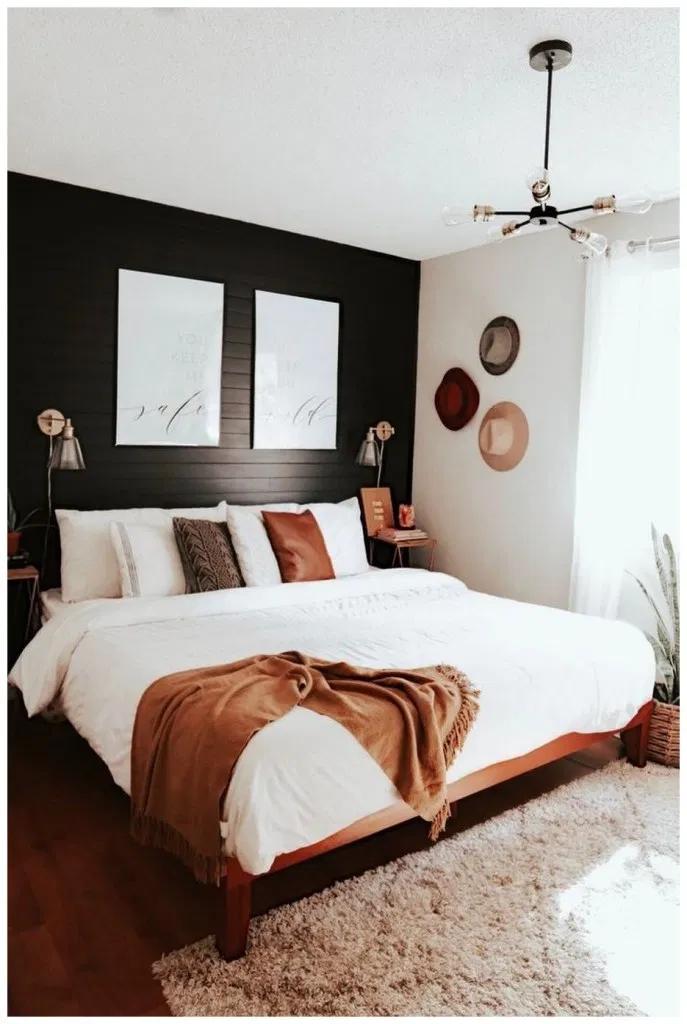 40 Mid Century Modern Bedroom Design Ideas Home Decoration Bedroom Decor Master Bedrooms Decor Bedroom Inspirations