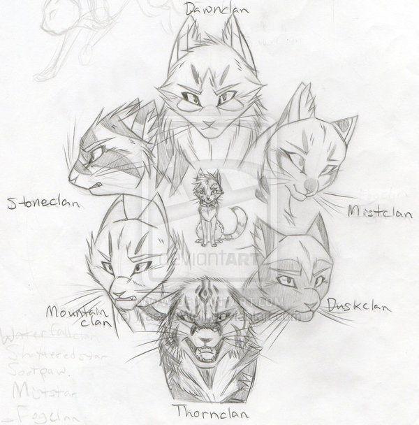 Snowfur She Cat Warrior Cat Drawings Warrior Cats Art