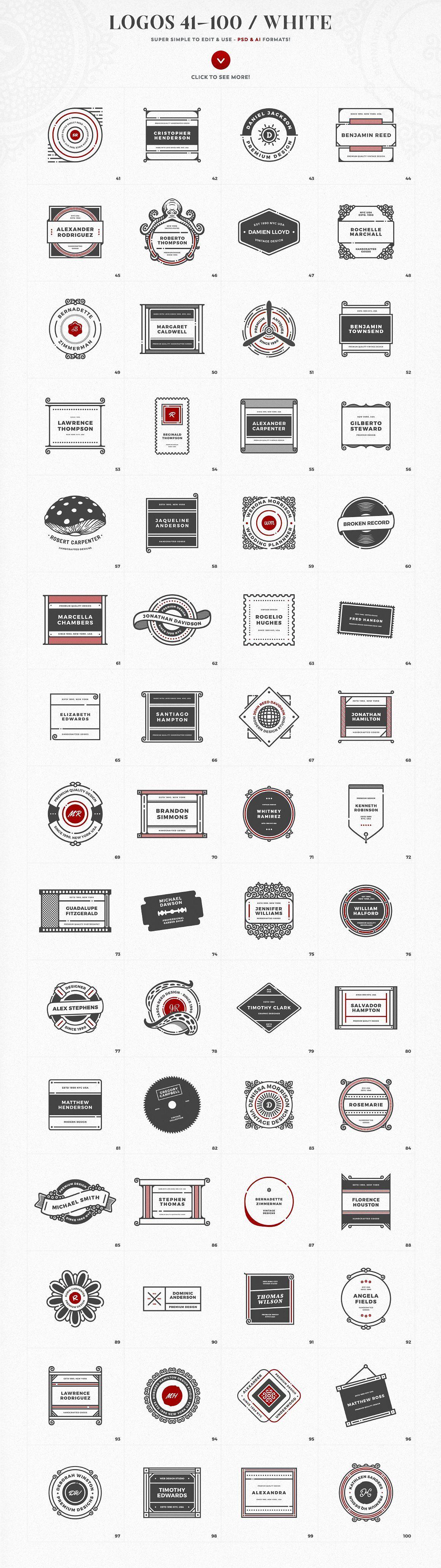 100 Hq Logos 100 Logo Ipad Lettering Logos
