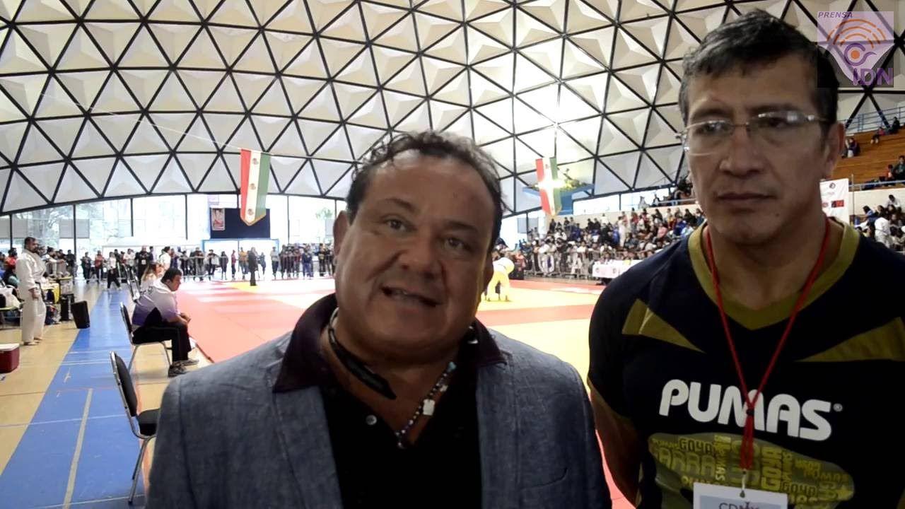 Entrevistando a Judoka Gerardo Padilla.